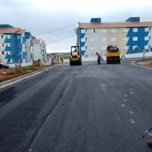 Múltipla Engenharia – CDHU Bairro Putim / São José dos Campos/SP
