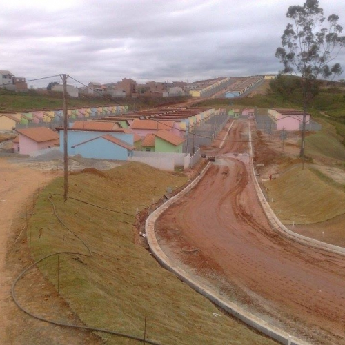 Construtora PROJECT- CDHU Vila São Geraldo