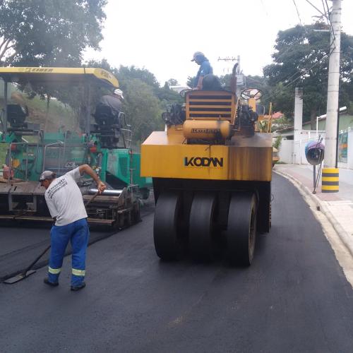 Construtora CONÉPURA – Adequação viária Residencial Tangara