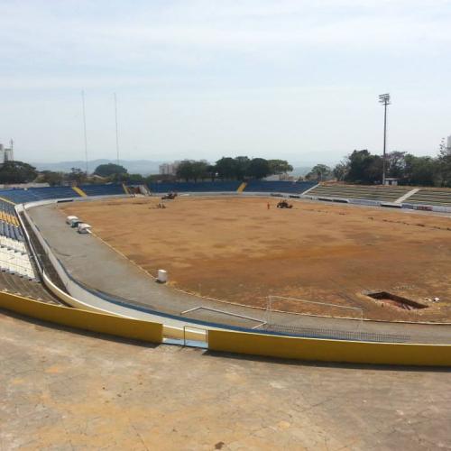 Construtora Zanini – Estadio Martins Pereira / São José dos Campos