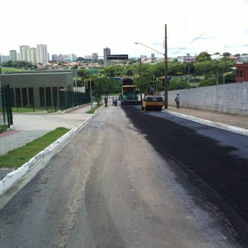 Prefeitura São José dos Campos – Recapeamento Jd. Aquarius